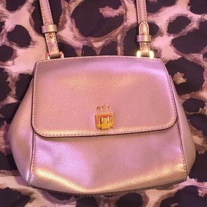 Nude purse very good condition